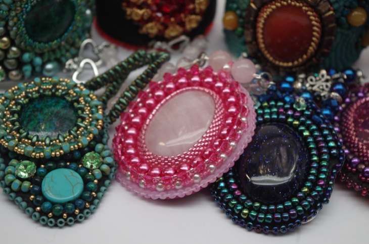 bead embroidery 3