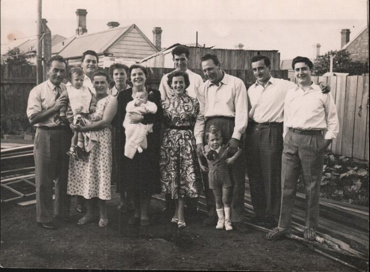 NEW LIFE IN AUSTRALIA CIRCA 1955