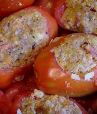 stuffed tomatoes 2