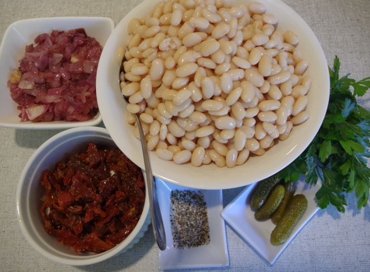 BEAN PASTE INGREDIENTS